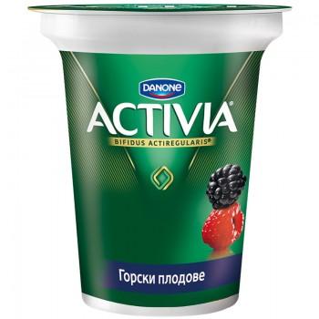 Активия Горски плодове 280 гр.