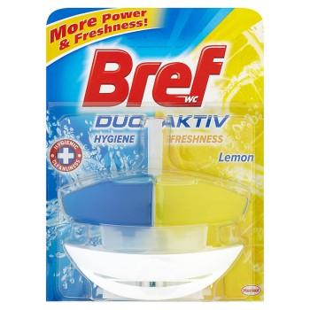 Ароматизатор Bref WC Duo - Aktiv Лимон 50 мл.