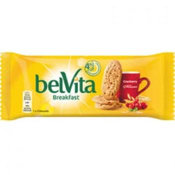Бисквити Belvita Червени Боровинки 50 гр.
