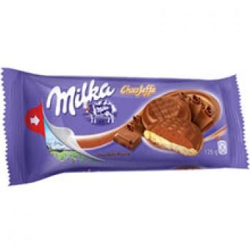 Бисквити Milka Шоколад 128 гр.