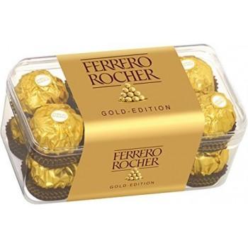Бонбони Ferrero Rocher The Golden Experience 200 гр.