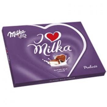 Бонбони Milka Млечен Крем 120 гр.