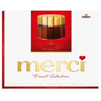 Бонбони Merci Finest Selection 250 гр.