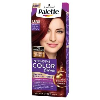 Боя за Коса Palette Intensive Color Creme за Тъмна Коса  LRN5 Сияен Кестен