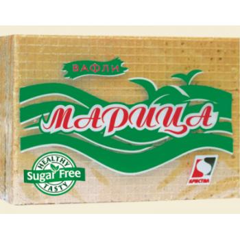 Вафли Марица Без Захар 6 бр.