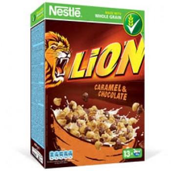 Зърнена Закуска Nestle Lion 400 гр.