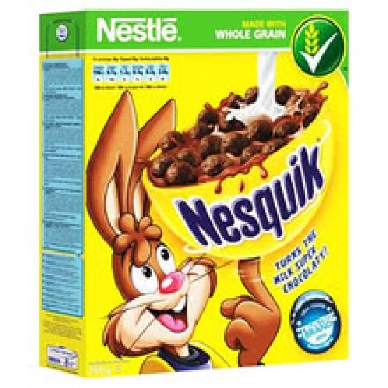 Зърнена Закуска Nestle Nesquik 250 гр.