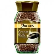 Кафе Jacobs Cronat Gold Разтворимо 100 гр.