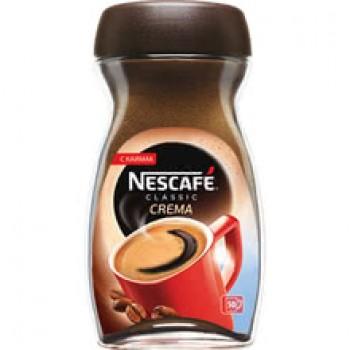 Кафе Nescafe Класик Крема 100 гр.