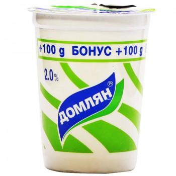 Кисело Мляко Домлян 2% 500 гр.