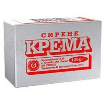 """Крема Сирене """"Хранивест"""" 125 гр."""