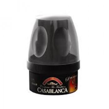 Крем Боя за Обувки Casablanca Черна 60 мл.