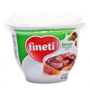 Течен Шоколад Fineti Лешникoв Крем 190 гр.