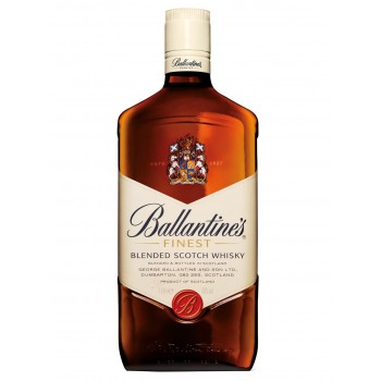 Уиски Ballantine's 1 л.