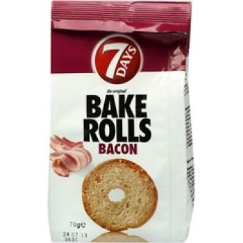 Bake Rolls Бекон 112 гр.