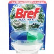 Ароматизатор Bref WC Duo - Aktiv Pine 50 мл.