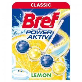 Ароматизатор Bref WC Power - Aktiv Lemon 50 гр.
