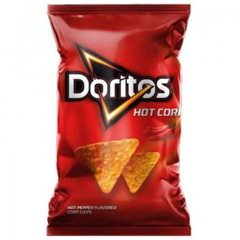 Начос Царевичен Чипс Doritos Hot Chili Pepper 100 гр.