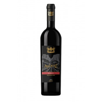 Вино Червено Aplauz Villa Melnik Мерло 750 мл.