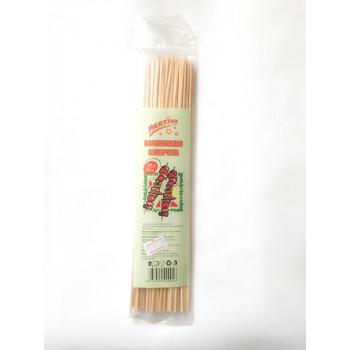 Бамбукови Шишчета Partita 25 см. 50 бр.