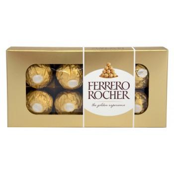 Бонбони Ferrero Rocher The Golden Experience 100 гр.
