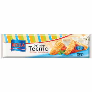 Бутер Тесто Bella 800 гр.