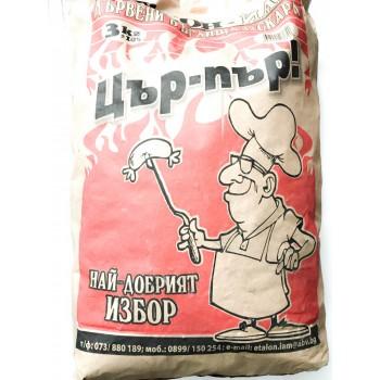 Дървени Въглища за Скара Карбо Енерджи 3 кг.