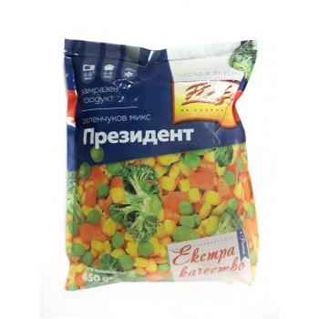 Замразен Зеленчуков Микс Президент Fiesta 450 гр.