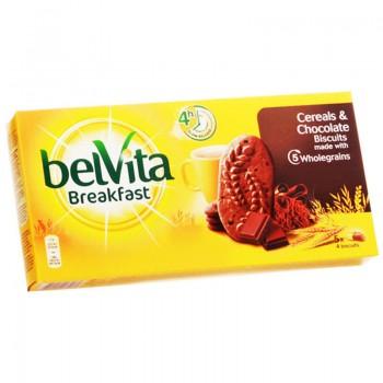 Бисквити Belvita Шоколад 225 гр.
