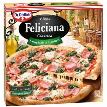 Пица Feliciana Прошуто и Песто 360 гр.