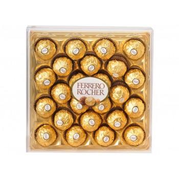 Бонбони Ferrero Rocher 24 бр. 300 гр.