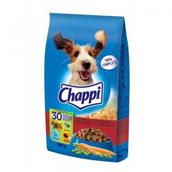 Храна за Кучета Chappi с Говеждо и Птиче Месо 500 гр.