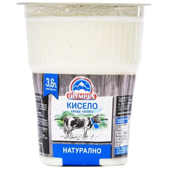Кисело Мляко Olympus 3.6% 400 гр.