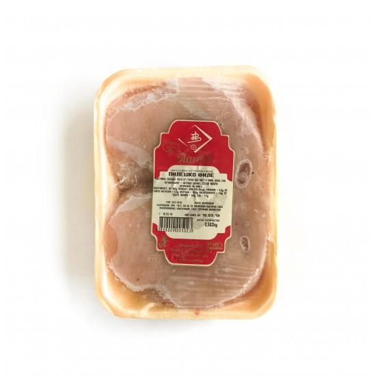 Филе Пилешко Замразено Вланел около 500 гр.