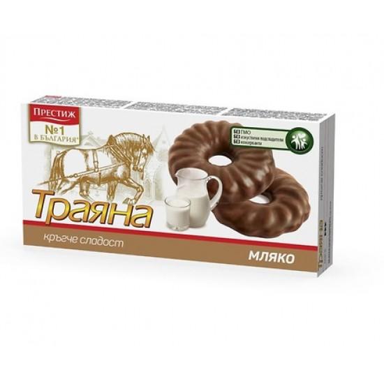 Бисквити Тунквани Траяна Мляко 175 гр.